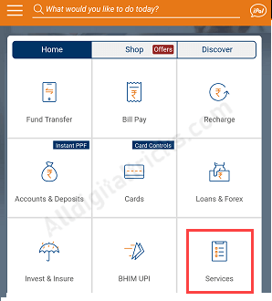 ICICI Bank - Register/Change Email ID Online
