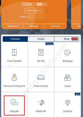 Close ICICI Pay later Account Online