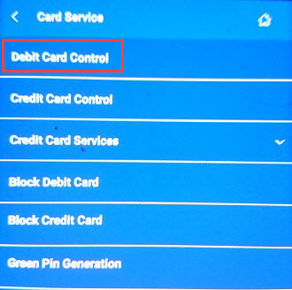 Enable International Transaction for Central Bank of India Debit Card