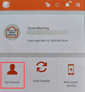 bank of baroda last 5 transaction details